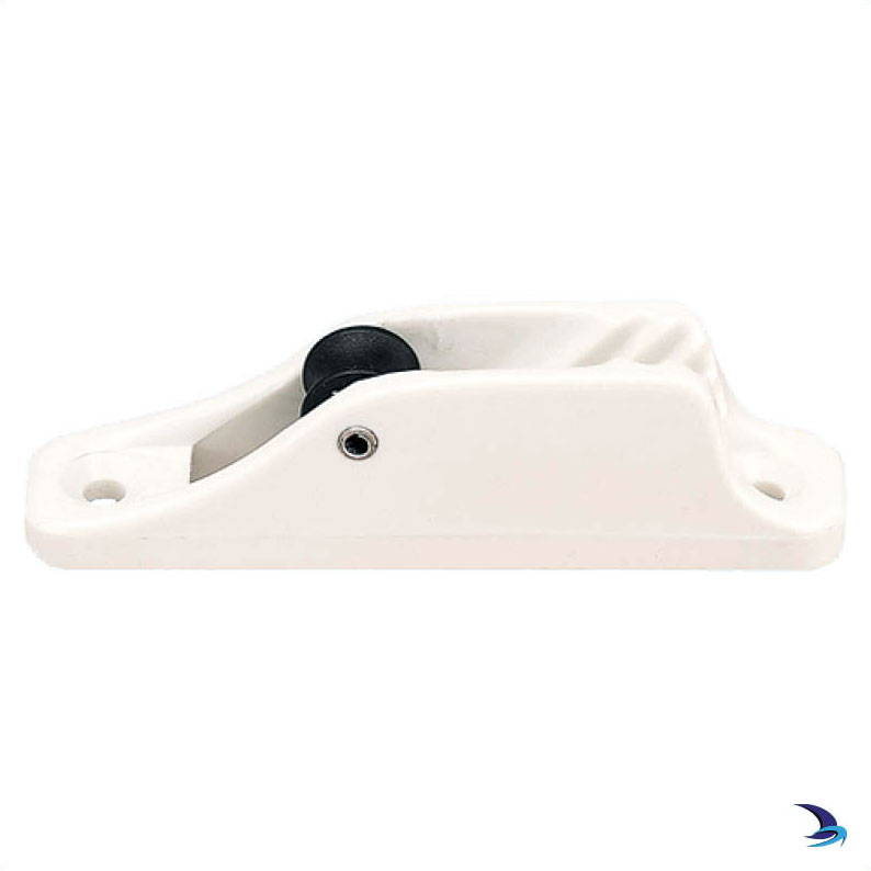 Clamcleat® - Junior Rope Cleat with Roller Fairlead (CL203/S1)